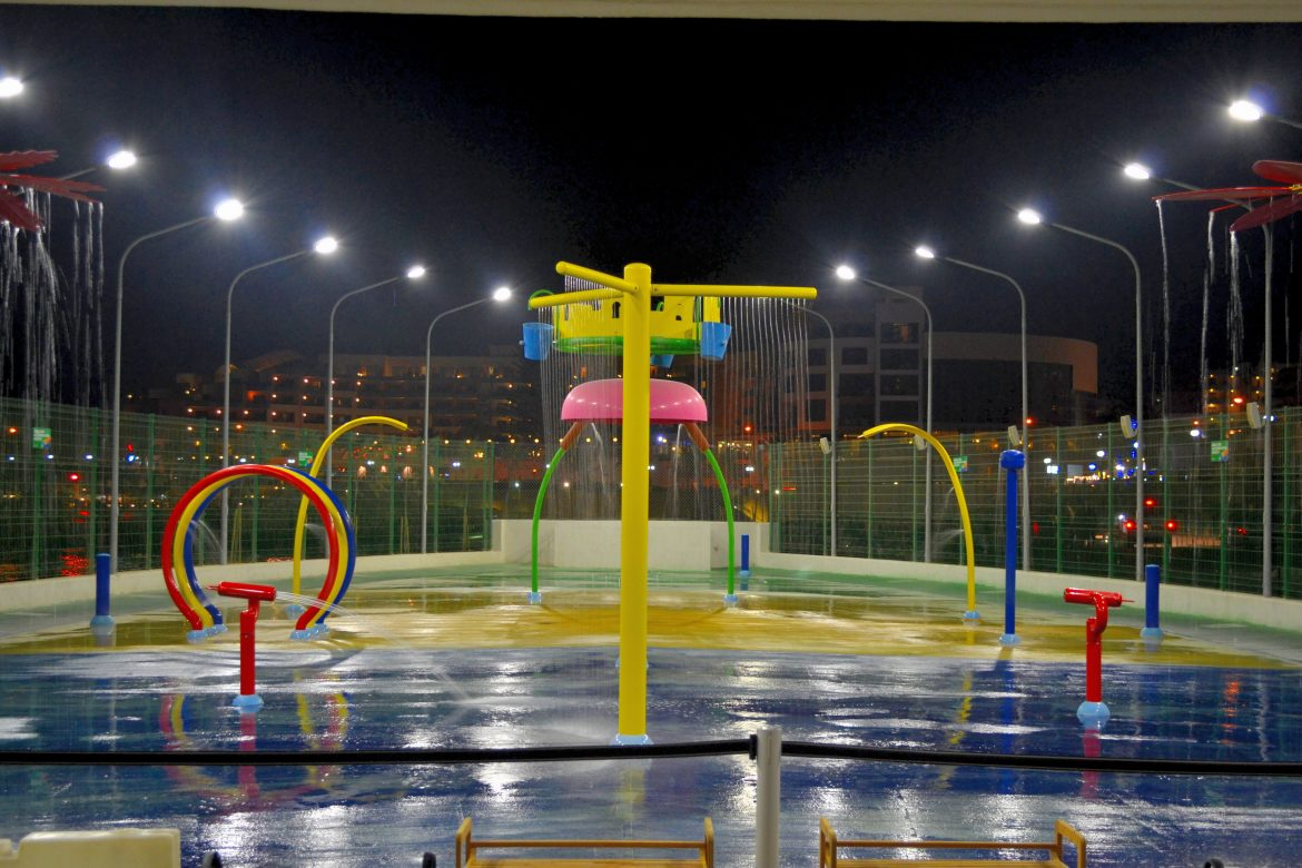 splash pad manufacturer, splash park equipment, water playground equipment